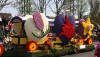Haarlem's annual Flower Parade - Bloemencorso
