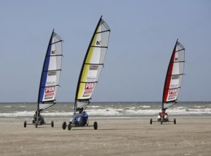 Ijmuiden - one of the wisest beaches in Holland