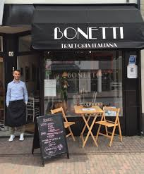 Bonetti Italian Restaurant Haarlem