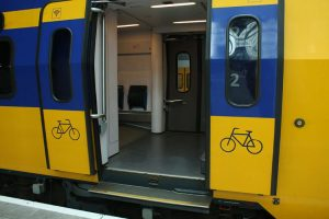 Travelling with your bike in the train in the Netherlands
