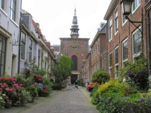 Haarlem or Harlem - they may seem world's apart