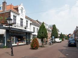 Bloemendaal village