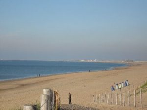 Fantastically wide beaches await visitors to Bloemendaal-aan-zee