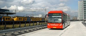 Travelling to Haarlem - Bus 300 from Schiphol to Haarlem