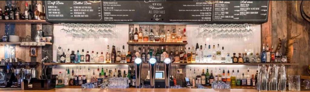 Great Coctail Bar - The Louisiana, Haarlem
