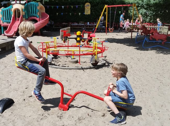 Haarlem playgrounds for kids of all ages