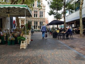 Haarlem is frequently boasted best city for shopping in the Netherlands